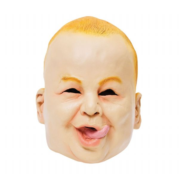 Ugly Halloween Baby Boy Mask Trick Or Treat Fancy Dress